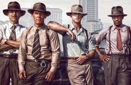 Трейлер дня: «Охотники на гангстеров»
