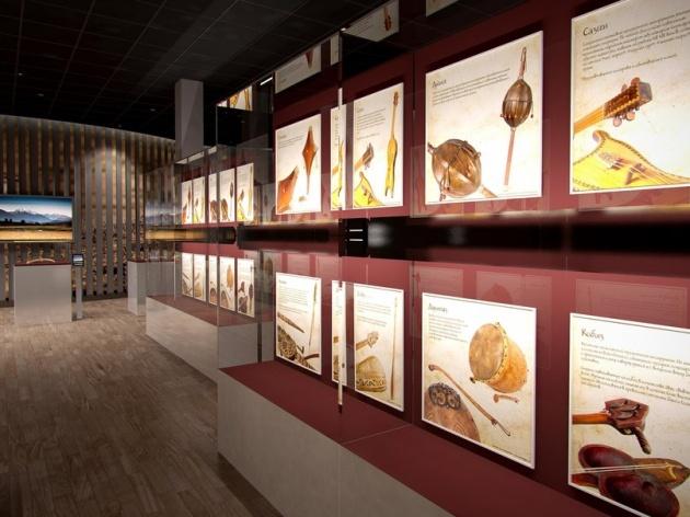 Музей народных музыкальных инструментов имени Ыкыласа