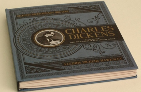 Книга о Чарльзе Диккенсе