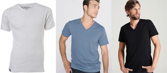 Основы мужского стиля: футболки