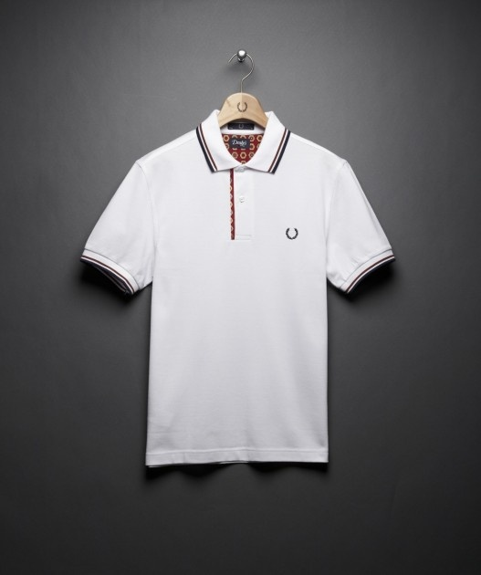 Fred Perry и Drake's