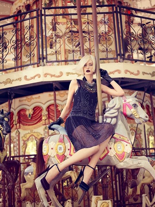 Три фотосессии Vogue