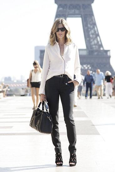 Лучшее с улиц Парижа