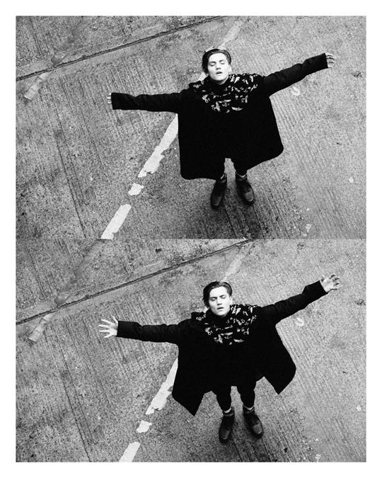 Джош МакЛеллан (Josh McLellan) для Hysteria
