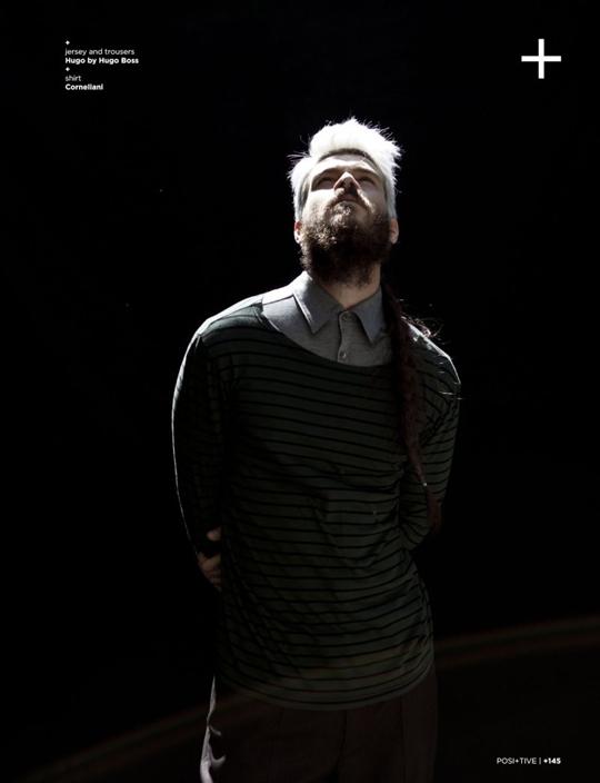 Матеус Вердело (Mateus Verdelho), Теус Холл (Teus Hall) для Posi+tive