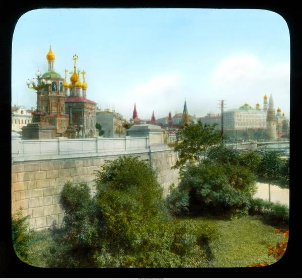 Старая Москва, Церковь Похвалы Богородицы