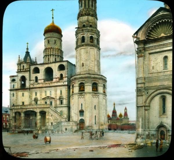 Старая Москва, Колокольня «Иван Великий»