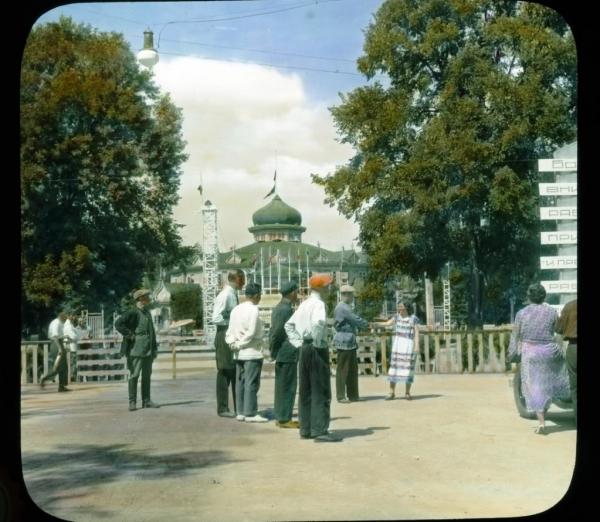 Старая Москва, Сокольники, Зеленый театр