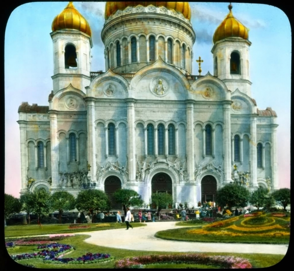 Старая Москва, Храм Христа Спасителя