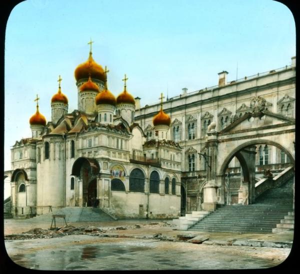 Старая Москва, Благовещенский собор
