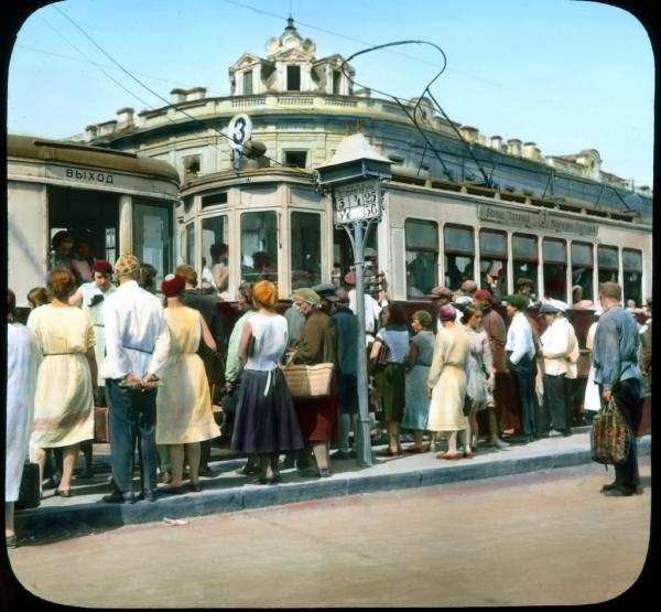 Старая Москва, Моисеевская площадь