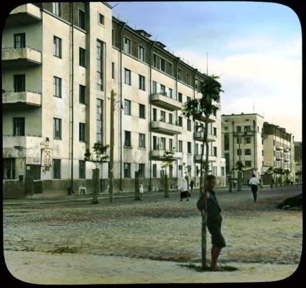 Старая Москва, Усачевка