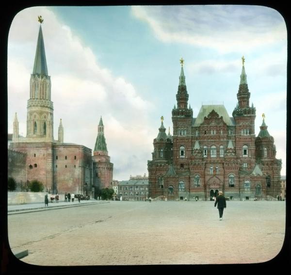 Старая Москва, Красная площадь