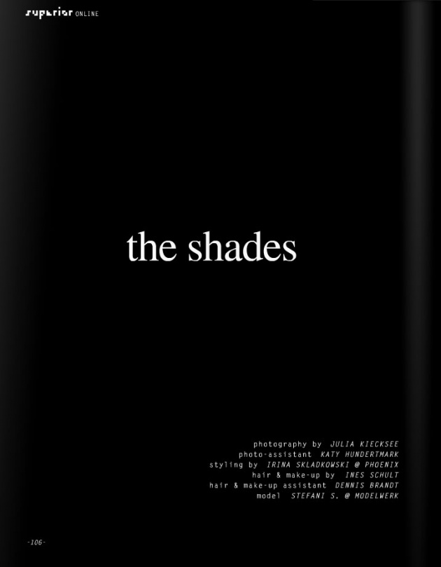 The Shades