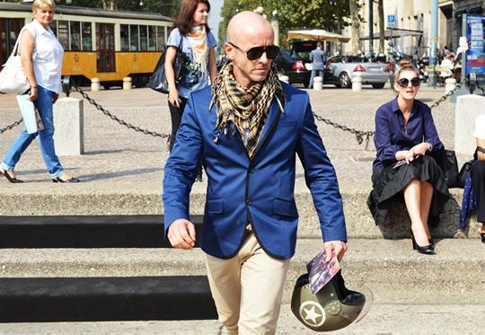 Уличная мода от Томми Тона. Париж и Милан.