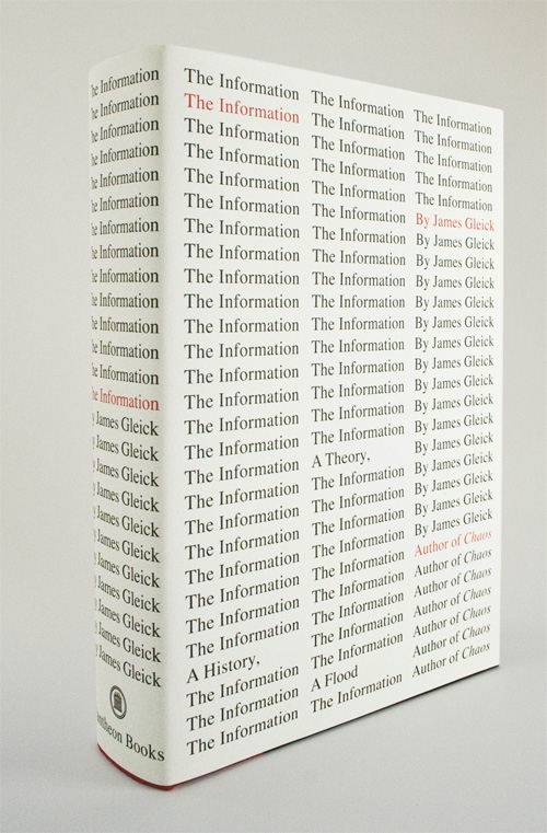 "James Gleick ""The Information: A History. A Theory. A Flood.""/ Джеймс Глейк ""Информация: История. Теория. Потоп"""