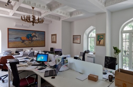 Офис месяца: AB Restaurants