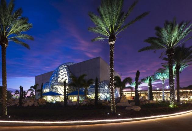 Музей Сальвадора Дали во Флориде
