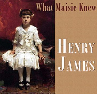 """Генри Джеймс """"Что знала Мейзи"""""""