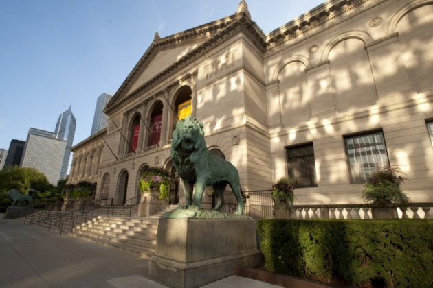 Институт искусств, Чикаго