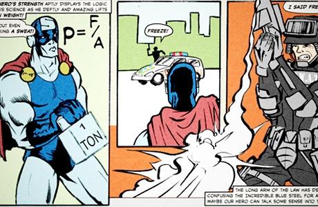 Если бы люди обладали суперспособностями