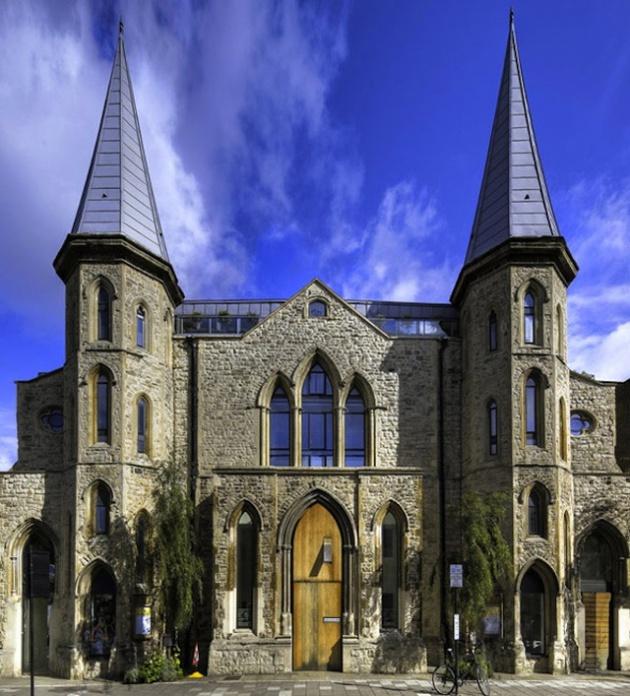 Вестбурнская церковь, Лондон, Великобритания