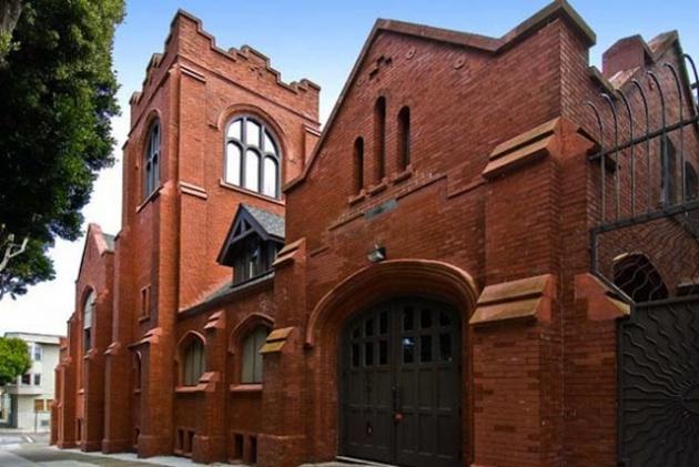Готическая церковь, Сан-Франциско, Калифорния