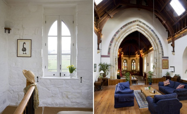 Церковь св. Николаса, Нортумберленд, Англия
