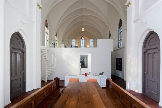 Церковь св. Якоба, Утрехт, Нидерланды