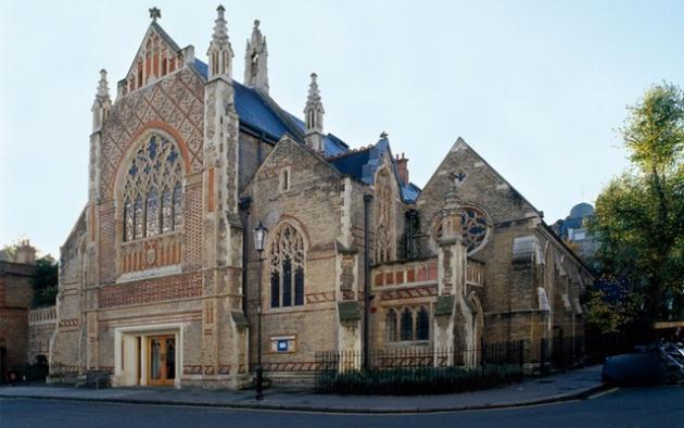 Церковь св. Спасителя, Лондон, Великобритания