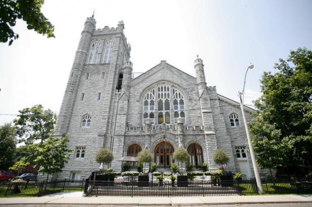 Церковь методистов, Торонто, Канада