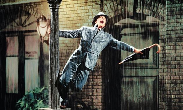 Поющие под дождём, Стэнли Донен, Джин Келли
