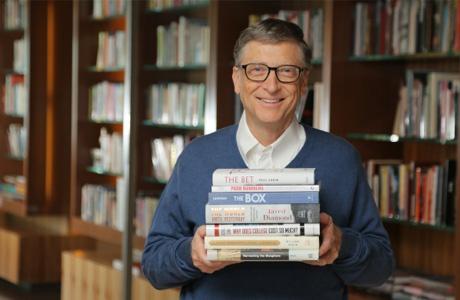7 любимых книг Билла Гейтса