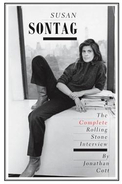 Полное интервью Сьюзен Зонтаг журналу Rolling Stone