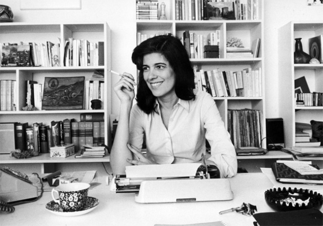 Susan Sontag by Jean-Regis Rouston/Roger Viollet/Getty Images