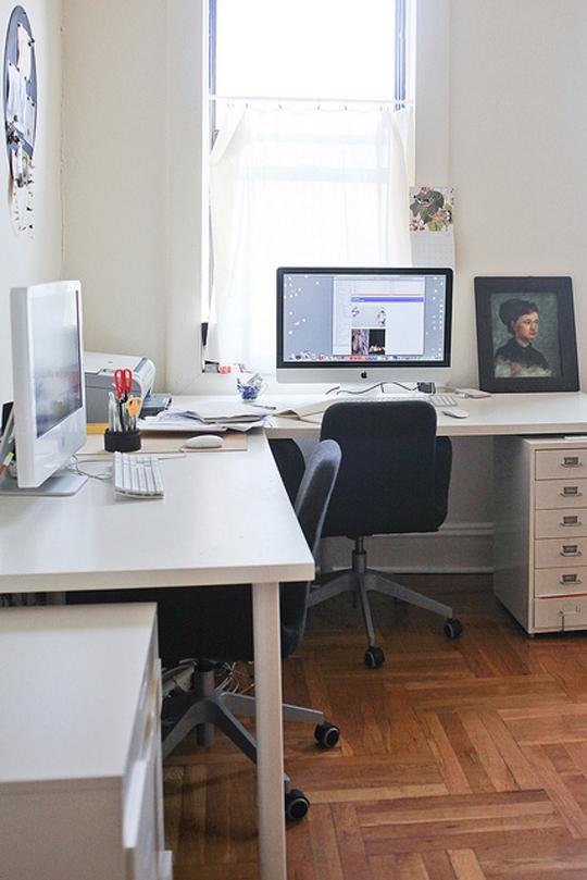 50 лучших рабочих пространств, найденных в интернете