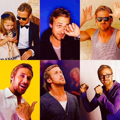 Ryan Gosling — Райан Гослинг
