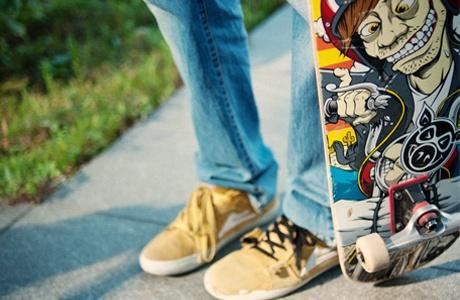 Активный отдых: скейтбординг и лонгбординг