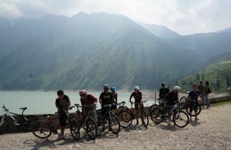 Активный отдых: велосипеды